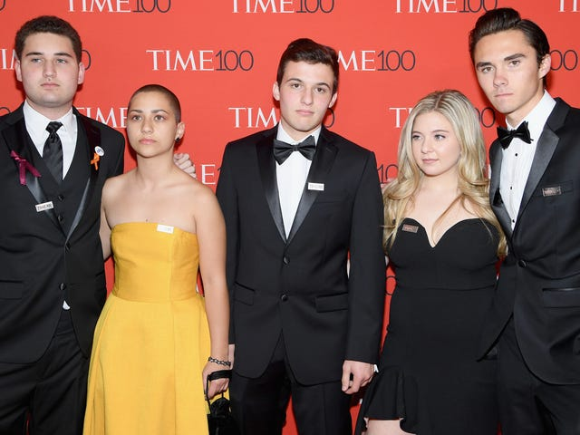 All the Glamorously Influential Looks at the 2018 Time 100 Gala