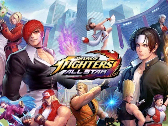 The New King Of Fighters Mobile Game Kicks A Fair Amount Of Ass