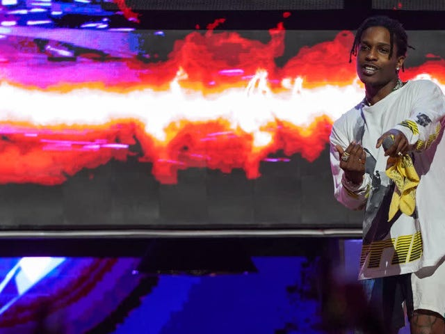 A$AP Rocky on Trial in Sweden Says He Begged Accuser to Leave Him Alone