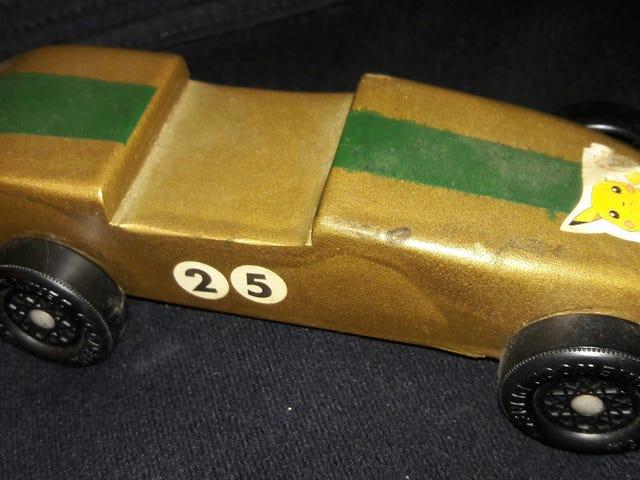 My Favorite Car Build.