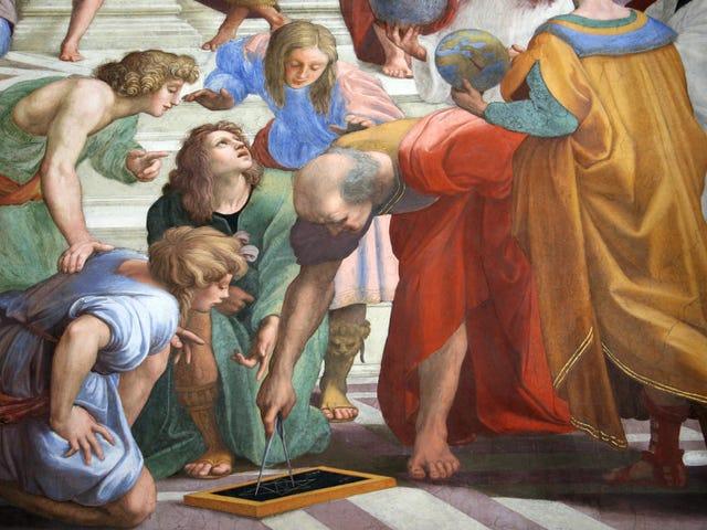 Weisheit von einem Philosophen: Für ein weniger breites Büro sollten Sie weniger Brüder einstellen