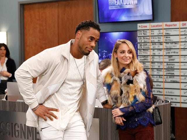Great News closes out the fall season with a healthy dose of Rashad Jennings
