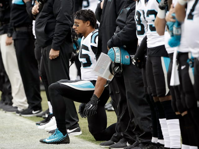 "Eric Reid Calls Malcolm Jenkins A ""Sellout"" And ""Neo-Colonialist"" After Panthers Win"