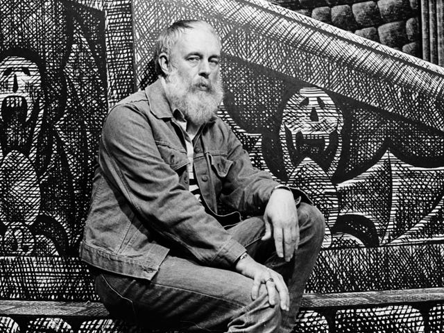 Last Call: Anyone else excited for an Edward Gorey biography?