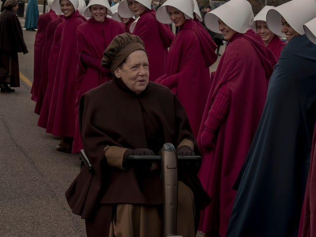 The Handmaid's Tale revisits old territory in good ways and bad