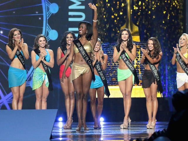Miss America Pageant Decides to Stop Focusing on Appearance