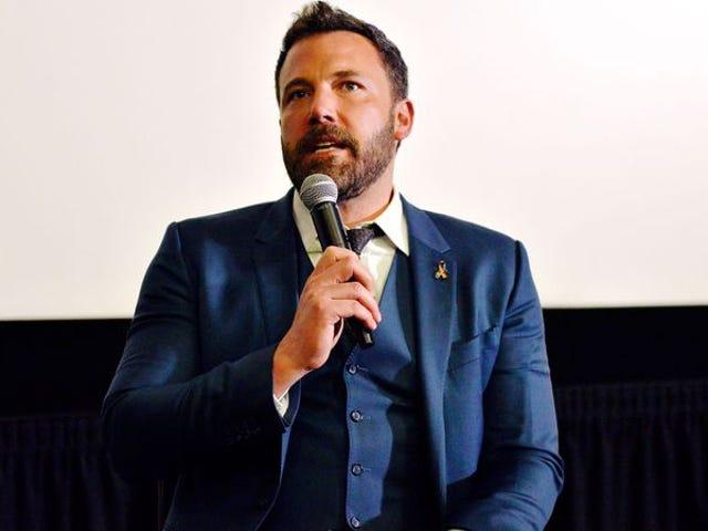 "Ben Affleck goes rumor-smashing, calls Batman ""the greatest fucking part in the world"""