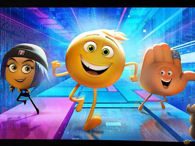 First Look at Emojimovie: Express Yourself Features a Jaunty Poop