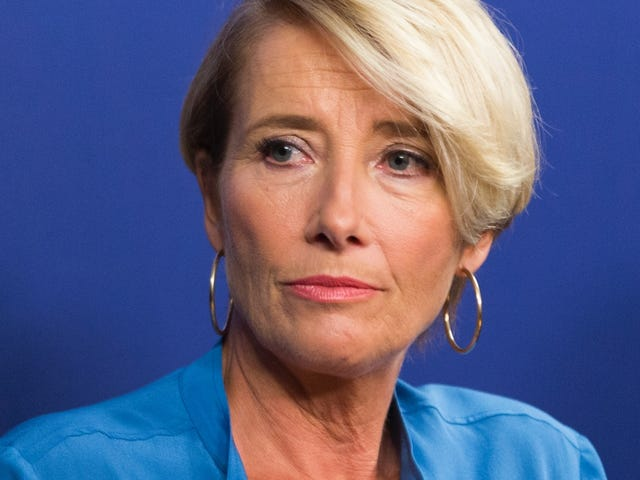 Emma Thompson's Letter to Skydance Makes It Clear: She QuitLuckBecause of John Lasseter