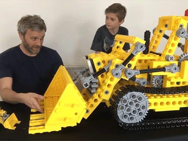 Chcę powiększyć każdy klasyczny zestaw Lego, jaki kiedykolwiek posiadałem