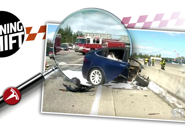Tesla Goes Its Own Way On The Feds' Investigation Of The Fatal Model X Crash (Updated)