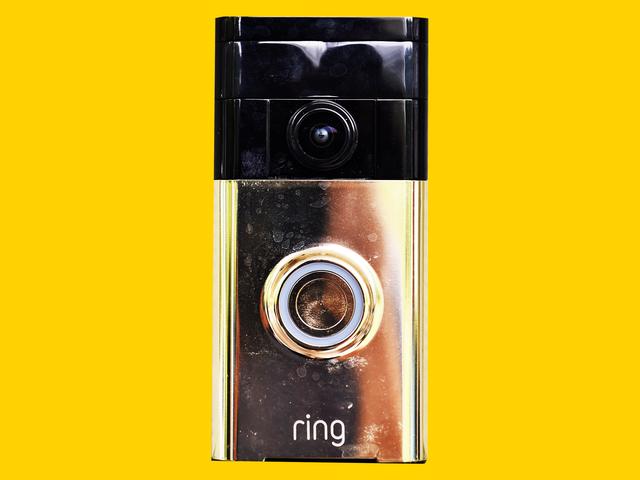 Ring Gave警方统计关于对执法请求说拒绝的用户