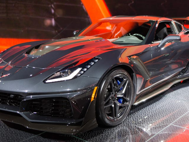 Let's Walk Through Some Of Our Los Angeles Auto Show Favorites
