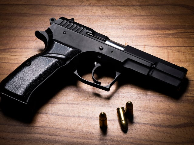 NYC's Tough Gun Laws Stopped Me From Killing Myself
