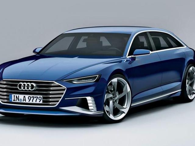 Audi Avant Concept!!!1!!1!!eleven!!!1!!