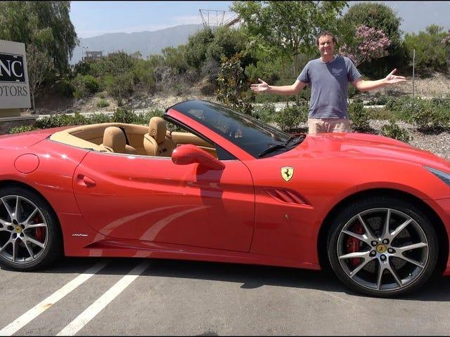 Miksi ostaa mukava C8-Corvette 70 000 dollarilla ...