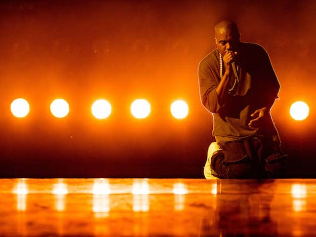 Nessuno vince quando si prova a diagnosticare Kanye West