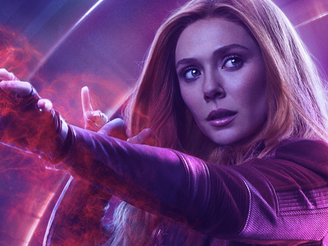 Marvel's Scarlet Witch TV Series Is the Perfect Chance to Explore Her Fascinating Inner Life