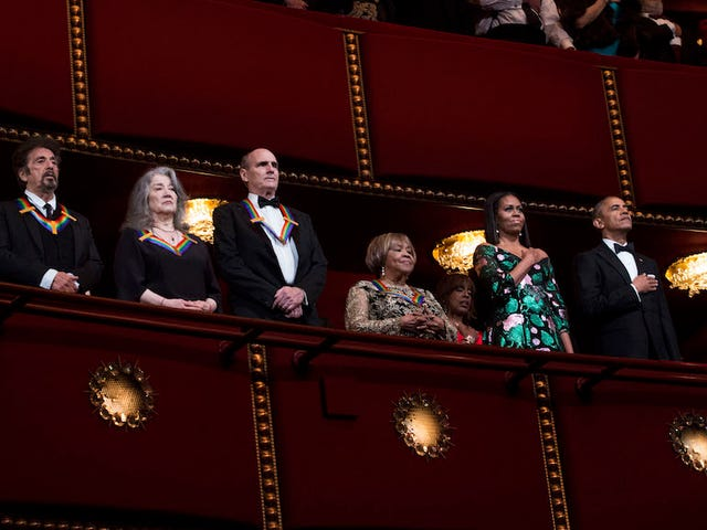 Abrir tema: Ver Mavis Staples, The Eagles, James Taylor y más en el Kennedy Center Honores