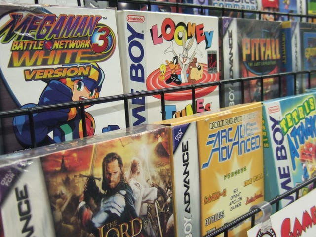 The Best Places To Buy Old Games