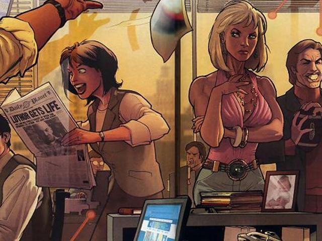 Vanessa Hudgens protagonizará la comedia de comedia de DC Comics de NBC