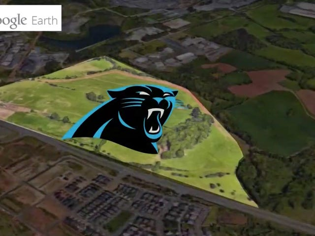 Report: Panthers Could Put That New Stadium On Some Guy's Farm, Sure, Why Not