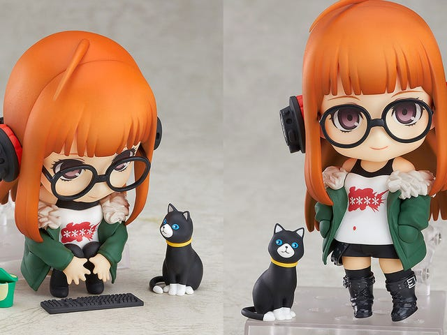 A Very Cute Lil' Persona 5 Figure