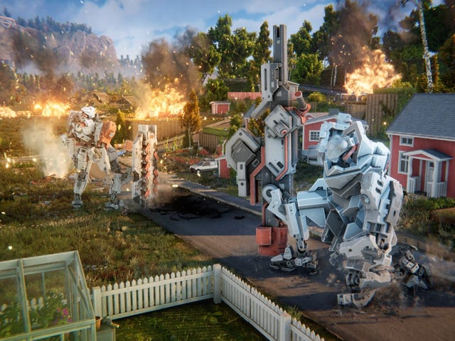 Phantom Brigade Is A Mech Strategy Game Where You Can See Into The Future, And I Love It