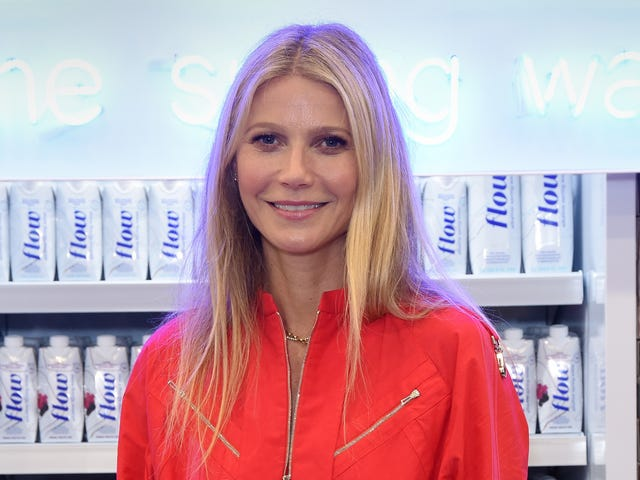 Here's What Gwyneth Paltrow Meant by 'Conscious Uncoupling'
