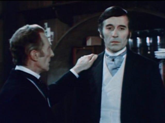 Strange Case of Dr. Marlowe and Mr. Blake