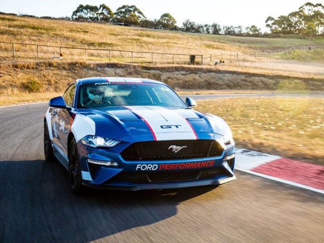 Supercars Is Getting A Ford Mustang Now That Australia Doesn't Have Its Own Fords Anymore