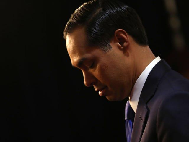 Julián Castro afslutter præsidentkampagnen