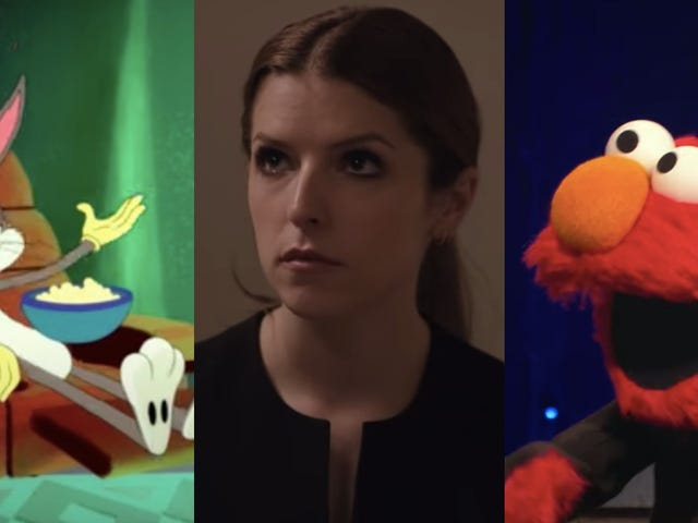 Anna Kendrick, Elmo, and Looney Tunes headline HBO Max's first slate of trailers