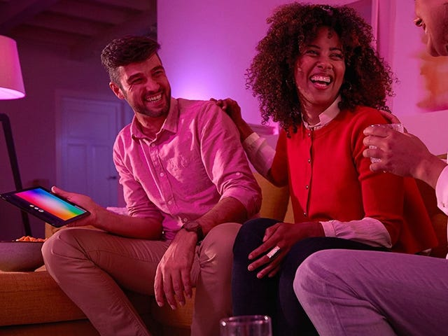 A Couple of Cyber Monday's Best Philips Hue Deals Are Back