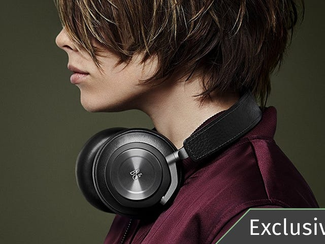 Score the Best Price Ever On Bang & Olufsen's Excellent H7 Wireless Headphones [Exclusive]