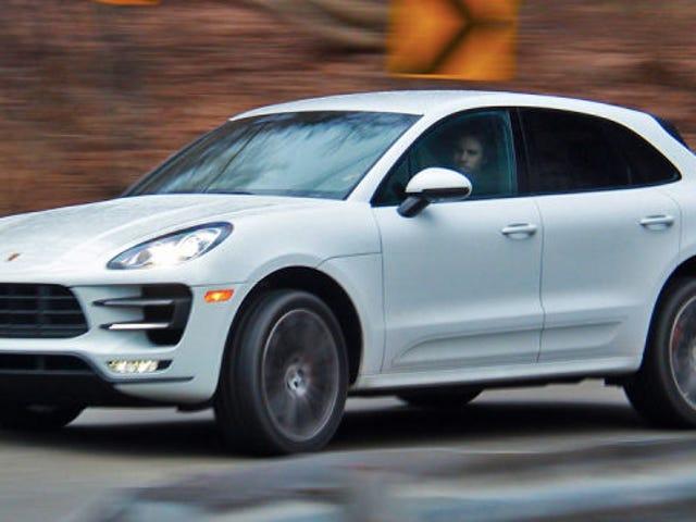 Neljä sylinteriä käyttävä Macan on halvin Porsche, jonka voit ostaa