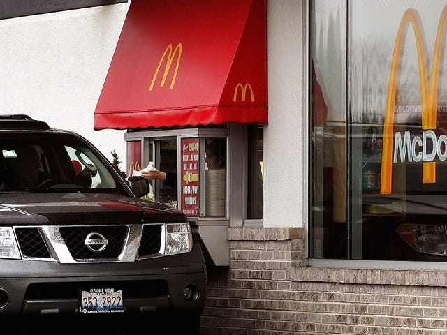 Drive-Thru Workers Can Hear You Even When You Can't Hear Them