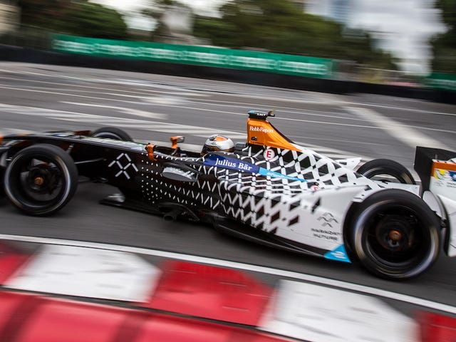 Is Formula E The Future We Want? I'm Here To Find Out