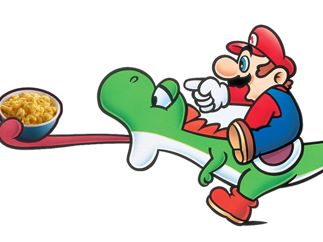 The Magic Behind 1994's Super Mario Mac & Cheese Commercial