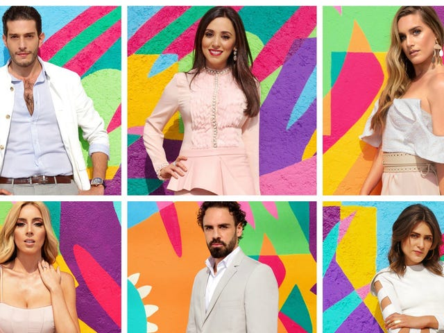 Netflix's Mexico City Reality Show Features Models, Food Bloggers, and Love Triangles