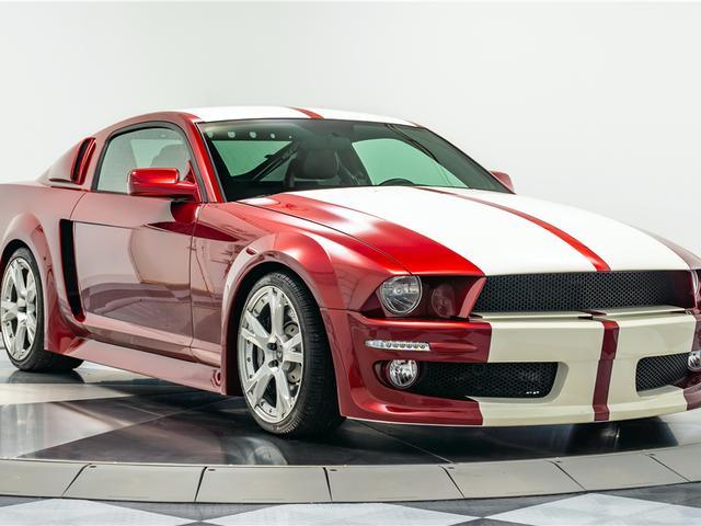 This Ford Mustang Is a Lamborghini Gallardo