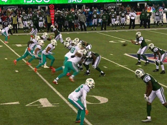 Les Jets sont en mode Tank Full-On Right Now
