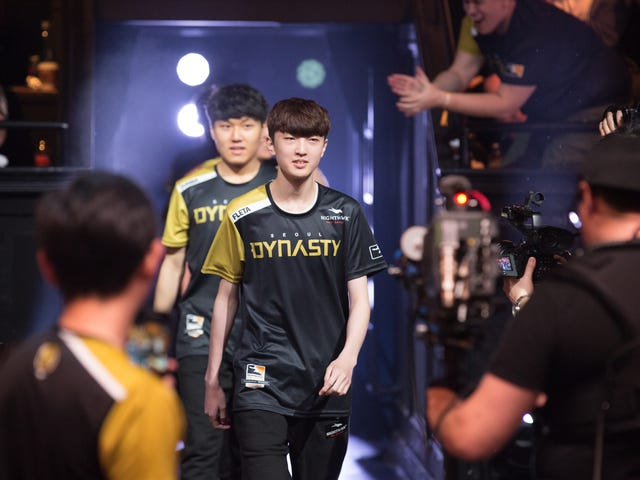 Last Night's Dallas-Seoul Game Showed How Fun Overwatch League Can Be