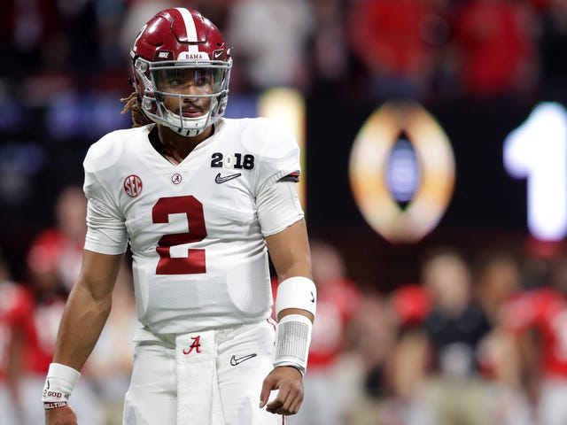 Alabama And Nick Saban Might Have A Quarterback Standoff Brewing