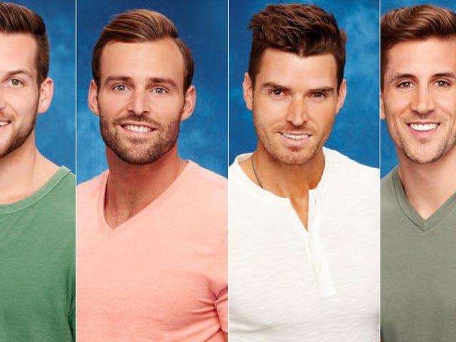 Ik ben ervan overtuigd dat de resterende <i>Bachelorette</i> quadruplets zijn