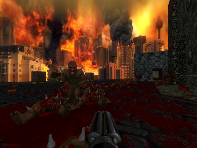 Doom, Now With Some 2K Textures