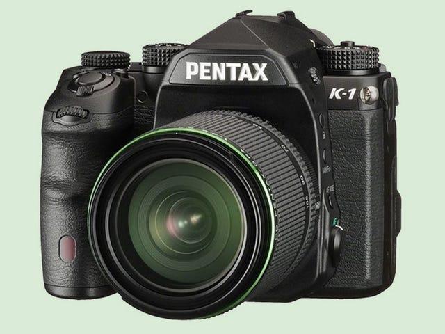 Le premier reflex numérique complet Pentax est une beauté