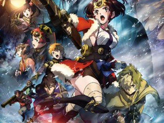 Here it is the new promo of the movie of Kabaneri of the Iron Fortress