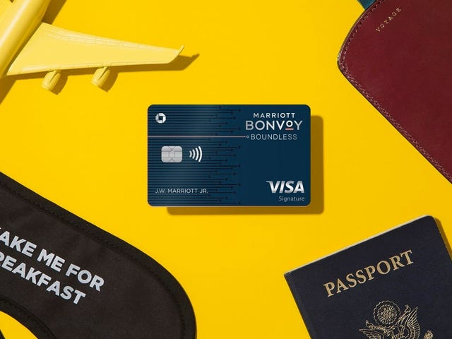 The Marriott Bonvoy Boundless Is Our Readers' Favorite Hotel-Branded Credit Card