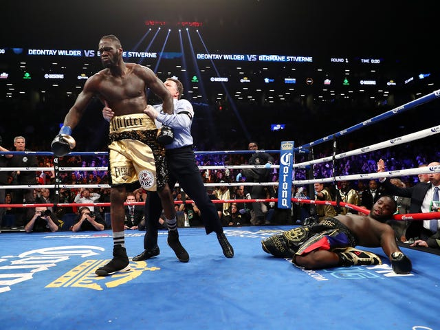 Deontay Wilder Thinks He Could've Beaten Peak Mike Tyson; Lennox Lewis Says, 'Nah, Bruh'